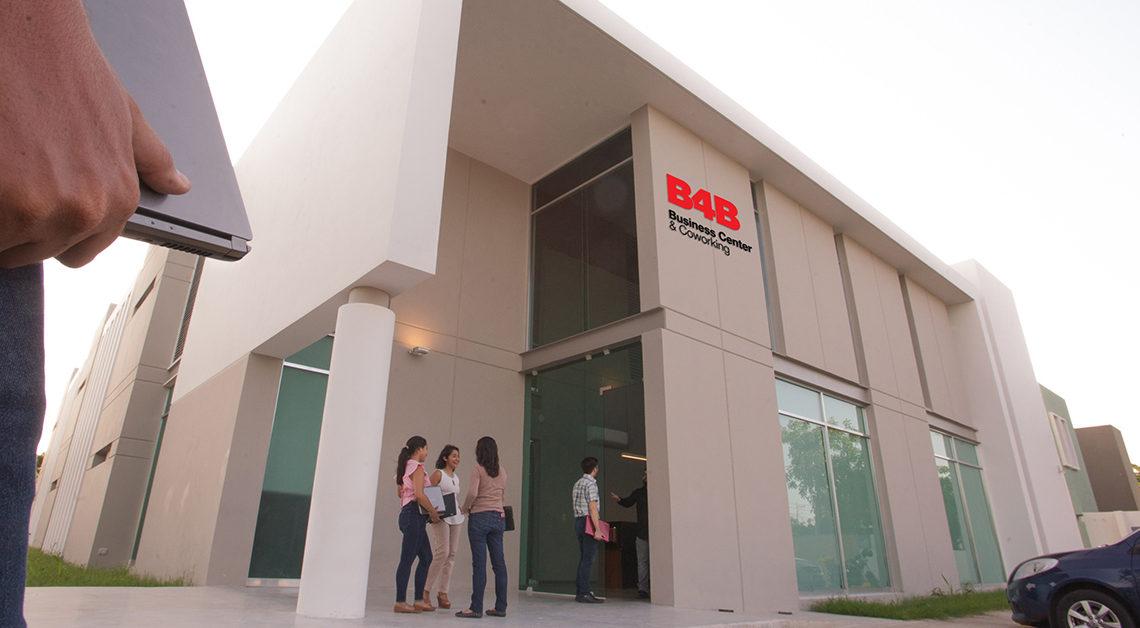 5 razones para elegir B4B como tu nueva oficina