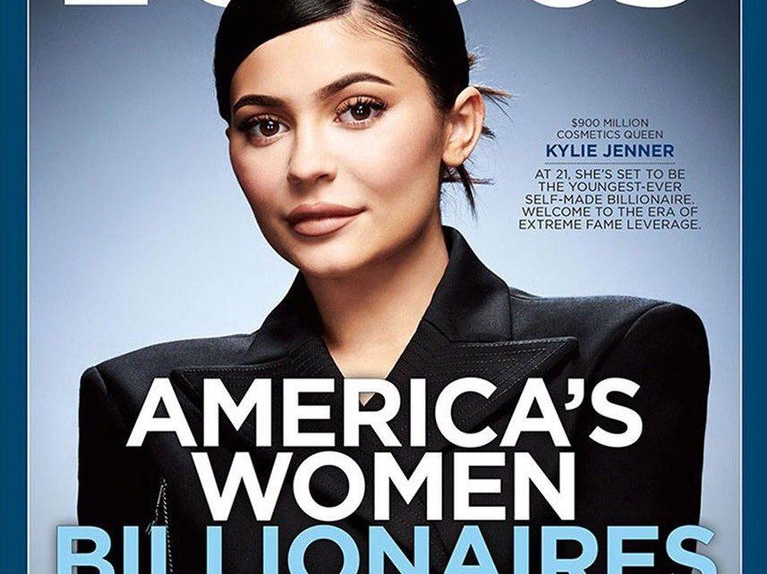 Mujeres exitosas: Kylie Jenner la mujer joven más rica del mundo